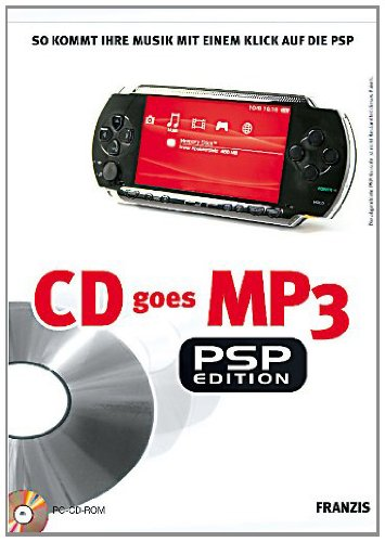 CD goes MP3 - PSP Edition - Mp3 Psp