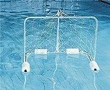 Piscina accesorio diviertan Aqua Water Polo flotante de objetivo