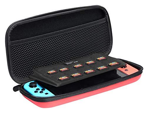 AmazonBasics - Funda transporte Nintendo Switch -