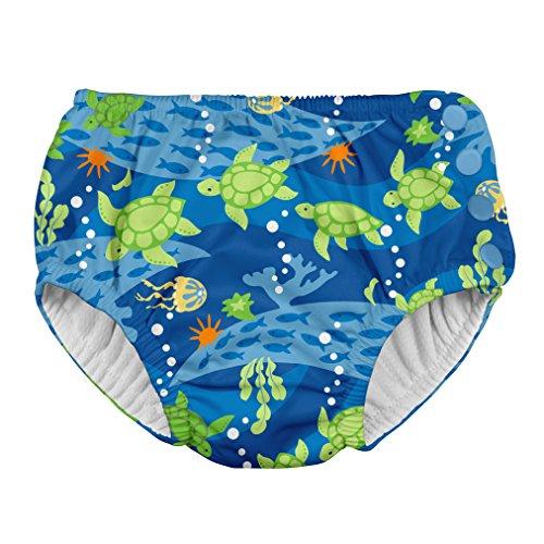 I Play Couche de bain Blue Turtle Journey 6m (3-6m)