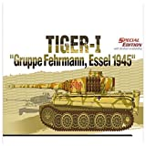 Picture Of Academy Models 13299 Tiger-I Gruppe Fehrmann Essel 1945 Tank Plastic Model Kit