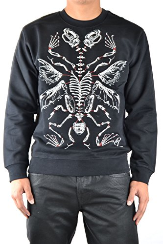 mcq-alexander-mcqueen-mens-277646rdr271000-black-cotton-sweatshirt