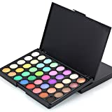 TOFAR 40 Couleurs Palette de Fard à Paupière Waterproof Eyeshadow Cosmétique Maquillage Palette Palette de maquillage professionnelle Fards paupires - #2