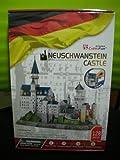 3D-Puzzle Schloß Neuschwanstein Cubic Fun