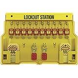Master Lock Ml1483débordement station, 10-lock