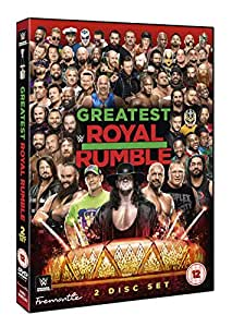WWE: Greatest Royal Rumble [DVD]