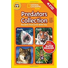 Predators Collection (National Geographic Readers: Levels 1 & 2)