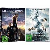 Die Bestimmung - Divergent und Insurgent Fan-Edition (Teil 1 + 2) im Set - Deutsche Originalware