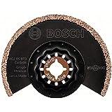 Bosch DIY Karbid Segmentsägeblatt Mörtel und Fliesenkleber für Multifunktionswerkzeuge Starlock (ACZ 85 RT3)