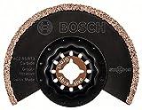 Bosch Professional Segmentsägeblatt, 10 Stück (Fliesen, Porenbeton, Putz, für Multifunktionswerkzeuge Starlock, Starlock Plus/Max, ACZ 85 RT3)