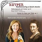 Kuyper, Rediscovering a Dutch Master by Aleksandra Maslovaric (2014-06-19)