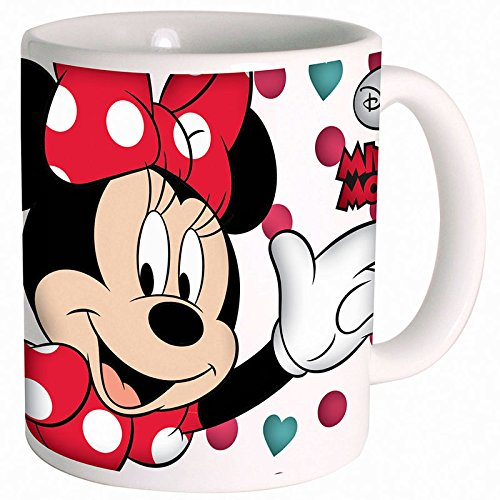 Taza Minnie Disney ceramica