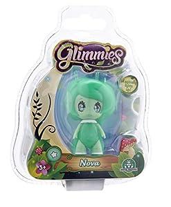 Giochi Preziosi Glimmies: Nova Turquesa Chica 1 Pieza(s) - Figuras de Juguete para niños (Turquesa, 3 año(s), De plástico, Chica, 8 año(s), 60 mm)