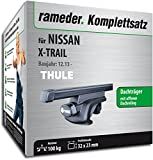 Rameder Komplettsatz, Dachträger SquareBar für Nissan X-Trail (115961-12857-151)