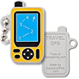 Travel Bug Tag Geocaching, Trackable, GPS
