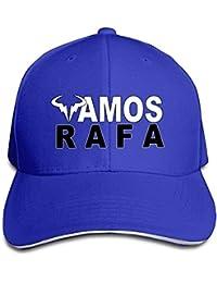 734be41001 Rafael Nadal Rafa Vamos Logo Beanie Cap Ash