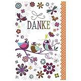 Susy Card 40010007 Dankeskarte