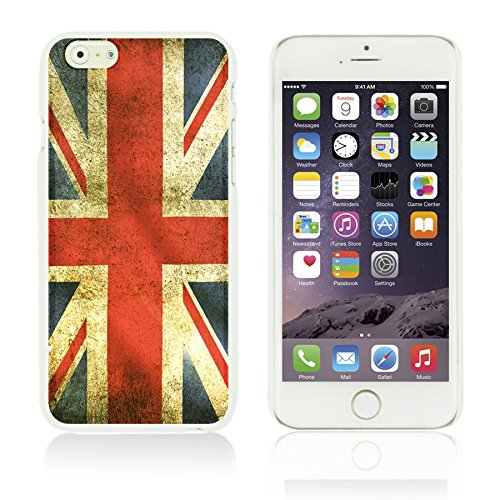 OBiDi - Flag Pattern Hard Back Case / Housse pour Apple iPhone 6 Plus / 6S Plus (5.5)Smartphone - Germany UK