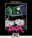 D.O.A. - A Right of Passage - Special Edition [Blu-ray]