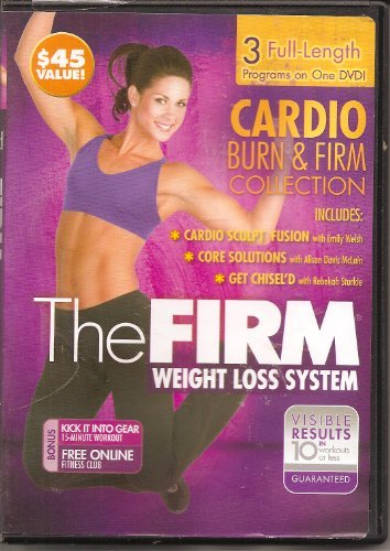 The Firm Weight Loss System: Cardio Burn & Firm Collection