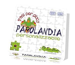 CreativaMente 003-Juegos de Caja Parolandia Personalizable
