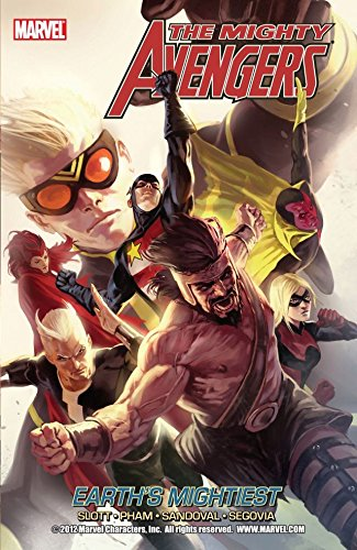 Mighty Avengers: Earth's Mightiest (Mighty Avengers (2007-2010)) (English Edition)