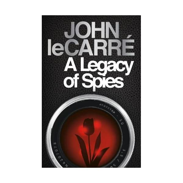 A Legacy of Spies 51N0ypNSp4L