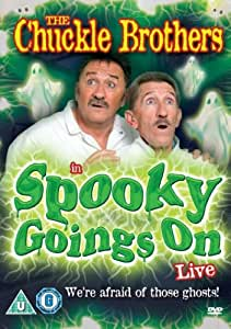 Chuckle Brothers - Spooky Goings On Live [DVD]