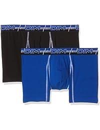 Dim - 3D Flex Dynamique - Boxer - Uni - Lot de 2 - Homme