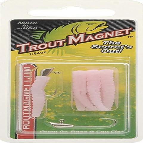 Di Leland esche trota magnete attira il colore: Bubblegum (87671) - Trota Magnete Attira Il