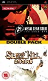 Cheapest MGS Portable Ops/Silent Hill Origins (Double Pack) on PSP