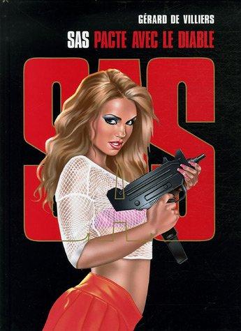 SAS, Tome 1 : Pacte avec le diable