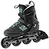 K2 Inline-Skates FREEDOM W 1 Black-Green 8