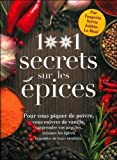 1001 secrets sur les épices