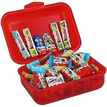 Caja de Almuerzo Regalo de Pascua con Kinder Chocolate, 267g
