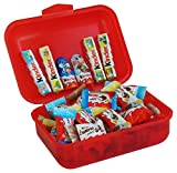 Regalo di Pasqua Lunch Box con Kinder specialità 267g