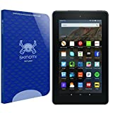 amazon Fire Displayschutzfolie (17,8 cm 2015), Skinomi Tech Glas Displayschutzfolie für Amazon Fire CLEAR HD und 9H Härte Ballistic Tempered Glass Shield