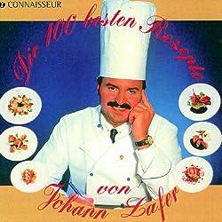 Connaisseur. Die 100 besten Rezepte von Johann Lafer. CD-ROM für Windows 3.1/3.11/95