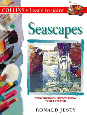 Collins Learn to Paint – Seascapes por Ronald Jesty