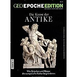 GEO Epoche Edition 09/2014: Die Kunst der Antike