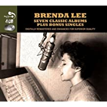 Seven Classic Albums Plus [Audio CD] Brenda Lee