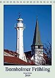 Bornholmer Frühling (Tischkalender 2019 DIN A5 hoch): Ein Streifzug über die Sonneninsel Bornholm. (Monatskalender, 14