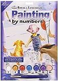 Royal Langnickel & Spring Meri Meri PJS77-3T - Kit per Dipingere con i Numeri