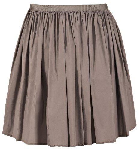 paule-ka-womens-skirt-brown-taupe