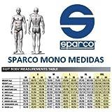 MONO SPARCO TRACK KS-1 TG. XXL NEGRO