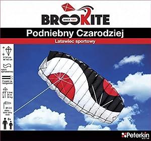 Brookite 3540-Cometa Sky Wizard Sport Kite, 54x 140cm