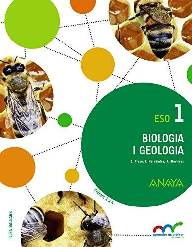 Biologia I Geologia 1 (Aprendre és créixer en connexió)