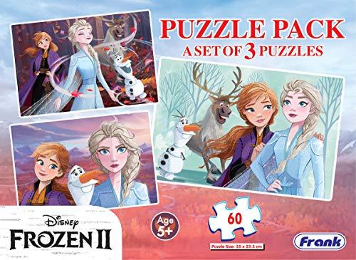 Frank Frozen 2 Puzzle Pack