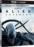 Locandina Alien: Covenant - 4K UHD + Blu-Ray