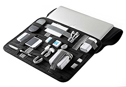 kepooman-grid-wrap-case-cover-travel-gear-electronics-organizer-case-bag-for-tablets-10-inchblack